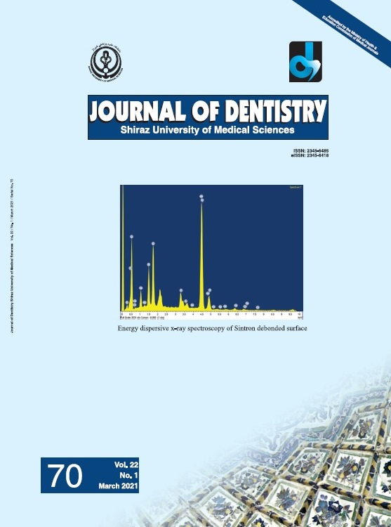 Journal of Dentistry